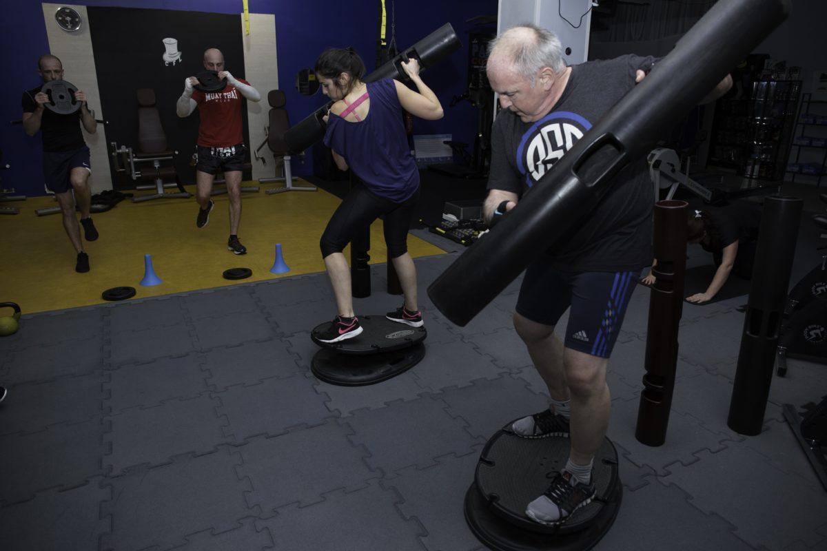 Améliorez votre forme avec nos cross training