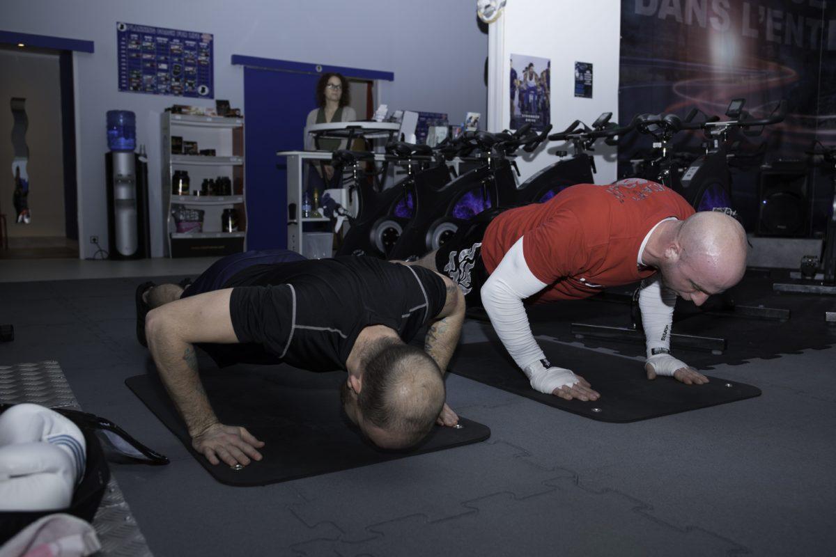 L'entraînement qui vous fera changer d'avis sur le sport