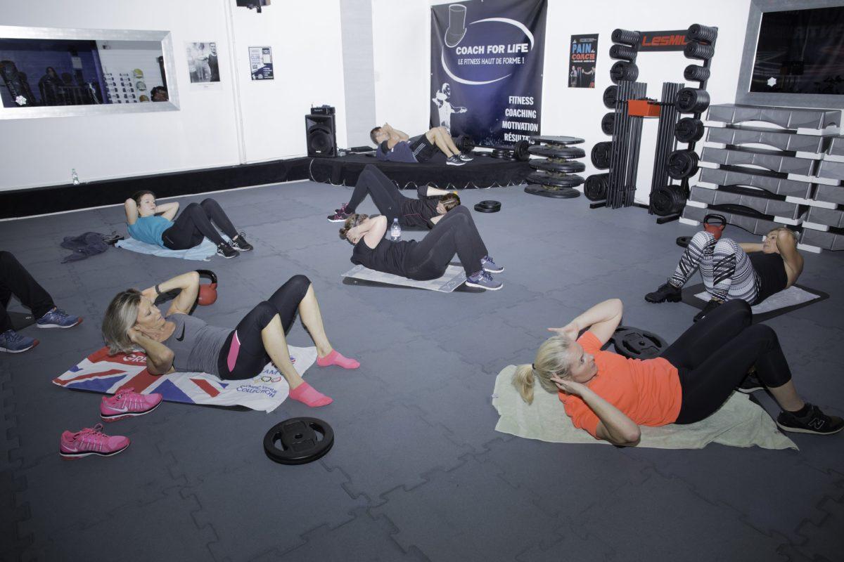 Obtenez de beaux abdos avec votre salle de fitness favorite
