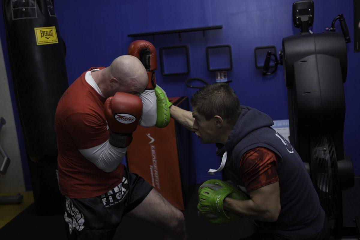 Boxe fitness à Salouël