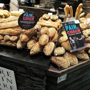 Bénéficiez d'une offre sportive pour l'achat d'un pain sportif chez Nature de pain