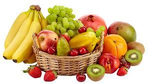 Les bienfaits des fruits et des antioxydants
