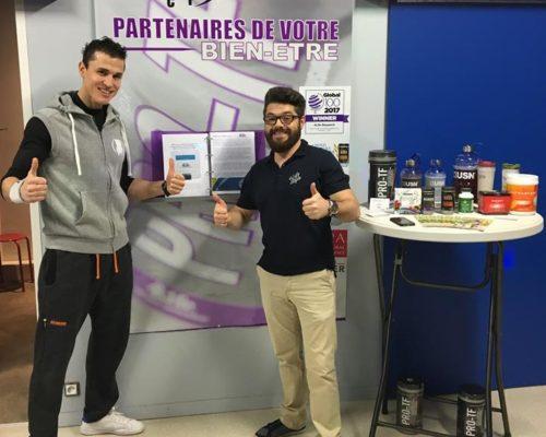 Apporter un changement physique et sportif avec 4Life France