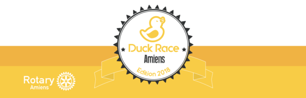 Coach For Life soutient la Duck Race à Amiens, en 2018
