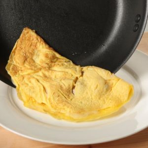 Read more about the article Omelette protéinée