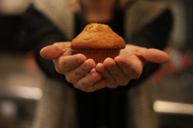 Plaisir muffin