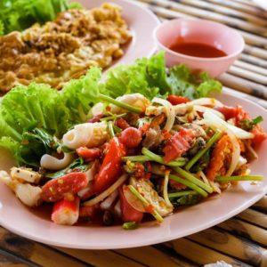 Read more about the article La salade du sportif