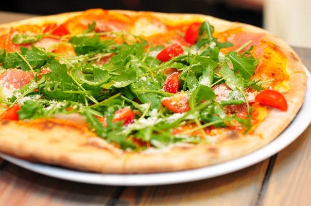Pizza du sportif