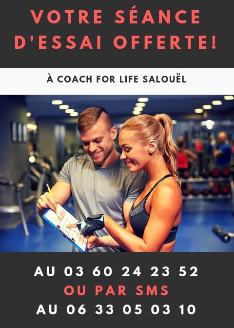 Salle de fitness à Amiens