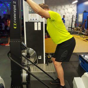 Ergomètre et fitness