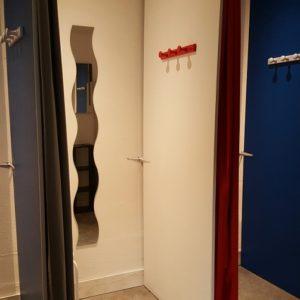 Nous attachons une attention particulière à la propreté de nos vestiaires