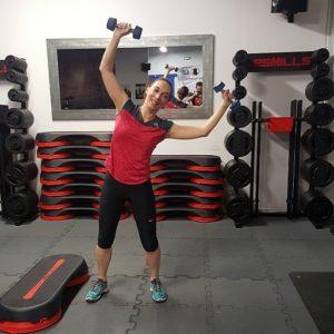 Tonification des bras et travail de gainage