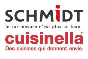 Cuisinella et Schmidt