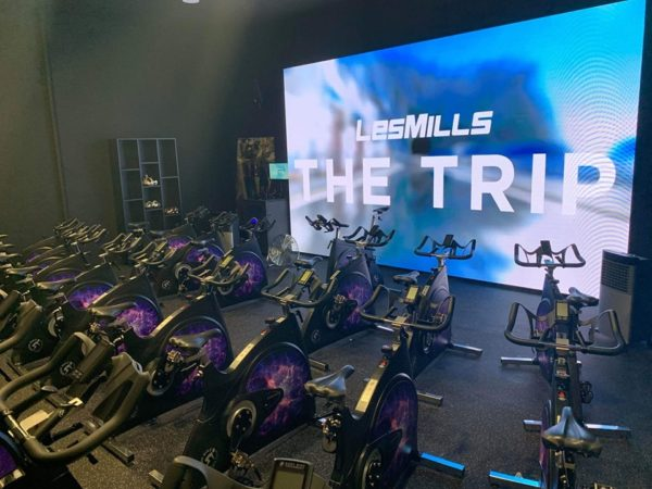 the trip immersive fitness