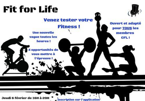 Événement fitness 2020