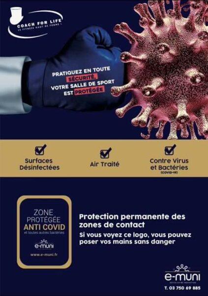 Découvrez les consignes à adopter anti covid-19