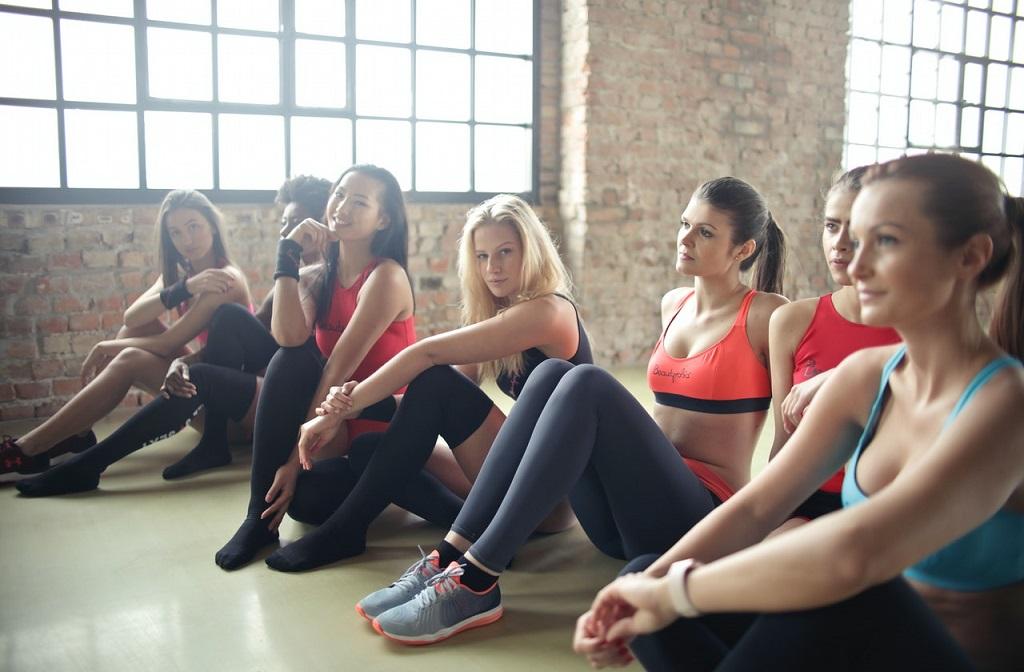 Nos cours de fitness en petit groupe à Amiens